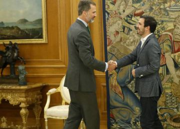 Leftist leader warns Spanish king about upcoming protests