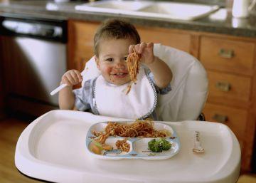 La batidora, para la mayonesa; a los bebés, dadles lo que comáis vosotros
