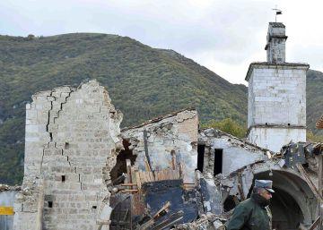 Terremotos en el centro de Italia
