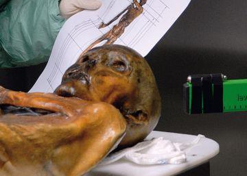 La policía investiga el asesinato de 'El hombre de los hielos' 5.300 años después