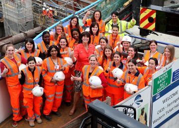 Las ingenierías quieren más mujeres en sus escuelas