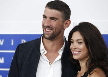 Michael Phelps se casó en secreto antes de los Juegos
