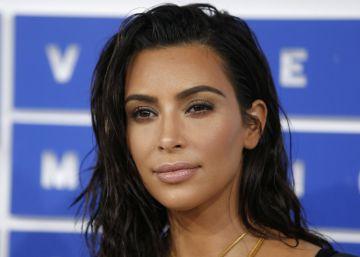 Kim Kardashian vuelve al rodaje de su 'reality show'