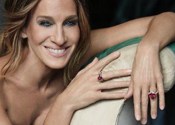 Tras vestidos y libros, Sarah Jessica Parker vende ahora joyas