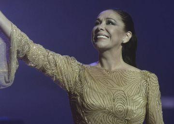 Isabel Pantoja, libertad y disco