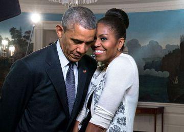 """Michelle Obama, el legado de la """"mamá en jefe"""""""