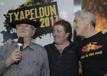 Juan Mari Arzak, premio Txapeldun por su espíritu creativo