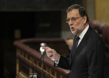 Tense investiture session signals tough term ahead for Spain's Rajoy
