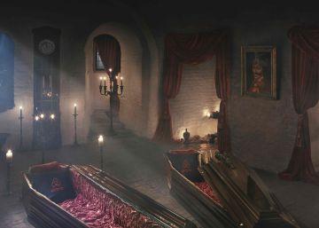 Dormir en el castillo de Drácula