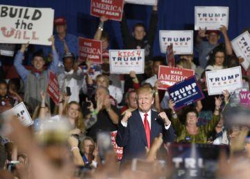 Los votantes de Donald Trump