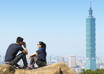 Taiwán busca turistas ante la caída de visitantes chinos