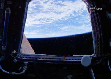 Con este vídeo de la NASA sentirás que estás en el espacio