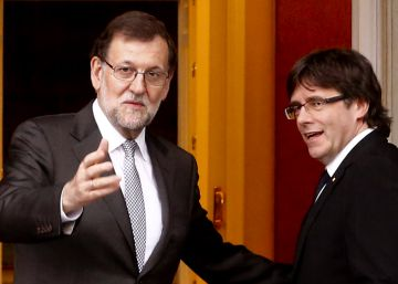Rajoy ante Cataluña