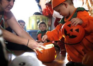 Halloween en la escuela infantil