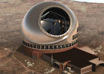 La Palma, elegida como alternativa para el gigantesco telescopio de 30 metros