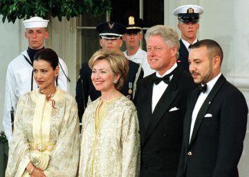 Las excelentes relaciones de Hillary Clinton y Mohamed VI