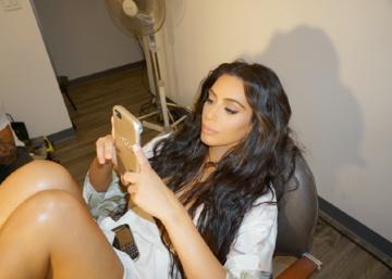 Kim Kardashian vuelve a Facebook