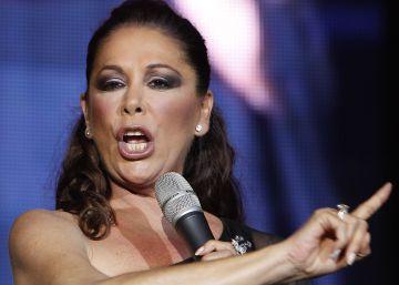 Isabel Pantoja cobrará 100.000 euros por actuación