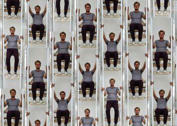 Un ascensor que funciona con tu propio impulso