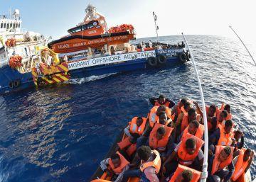 4.220 desaparecidos en el Mediterráneo