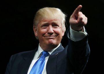 El lenguaje corporal de Donald Trump