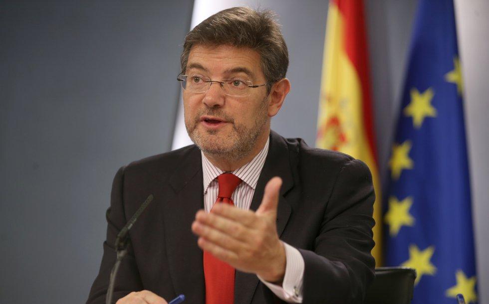 Fotos los ministros del nuevo gobierno de mariano rajoy for Agenda ministro interior