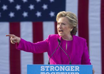 El lenguaje corporal de Hillary Clinton