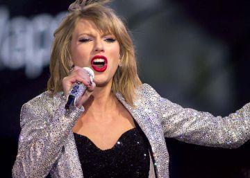Taylor Swift, la solista que más dinero gana