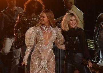 Beyoncé reivindica la presencia de la raza negra en Nashville