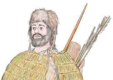 Los secretos de Ötzi, 'el hombre de los hielos'