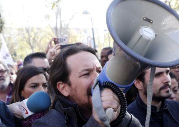 Pueblo, calle, Podemos