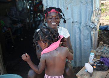 Al menos 600.000 niños haitianos necesitan ayuda tras el huracán Matthew