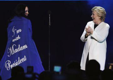 Los artistas que apoyan a Hillary Clinton en las elecciones de EEUU