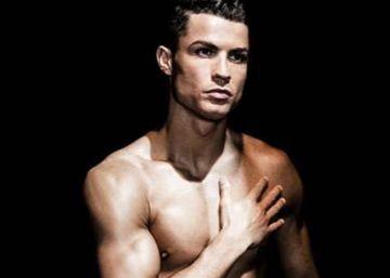 Las fotos más atrevidas de Cristiano Ronaldo