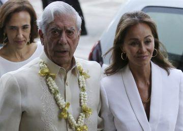 Vargas Llosa conoce en Filipinas a la familia de Isabel Preysler
