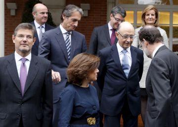 Paciencia: al ritmo de Rajoy la paridad se logrará en 2024