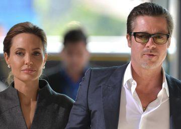 Ya hay acuerdo: Angelina Jolie se queda con sus seis hijos