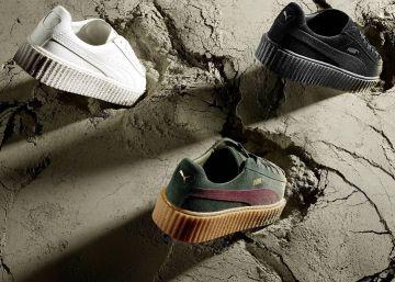 """El """"zapato del año"""" es una zapatilla de Puma diseñada por Rihanna"""