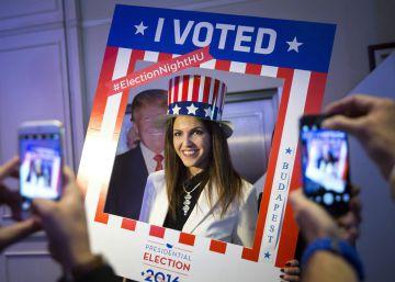 Elecciones en Estados Unidos 2016 seguidas por el resto del mundo