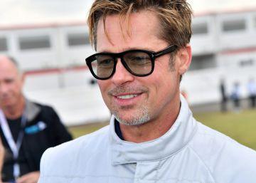 Brad Pitt termina con su encierro tras el divorcio