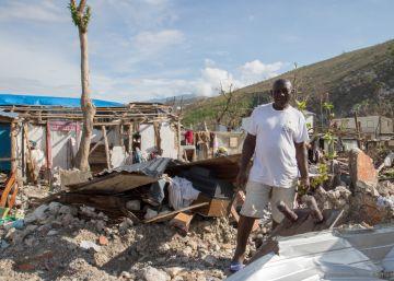 Un mes después del huracán, ¿qué queda?