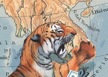 La isla de los tigres