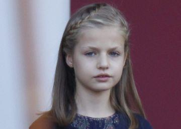 La princesa Leonor y la infanta Sofía participarán en su primer acto político