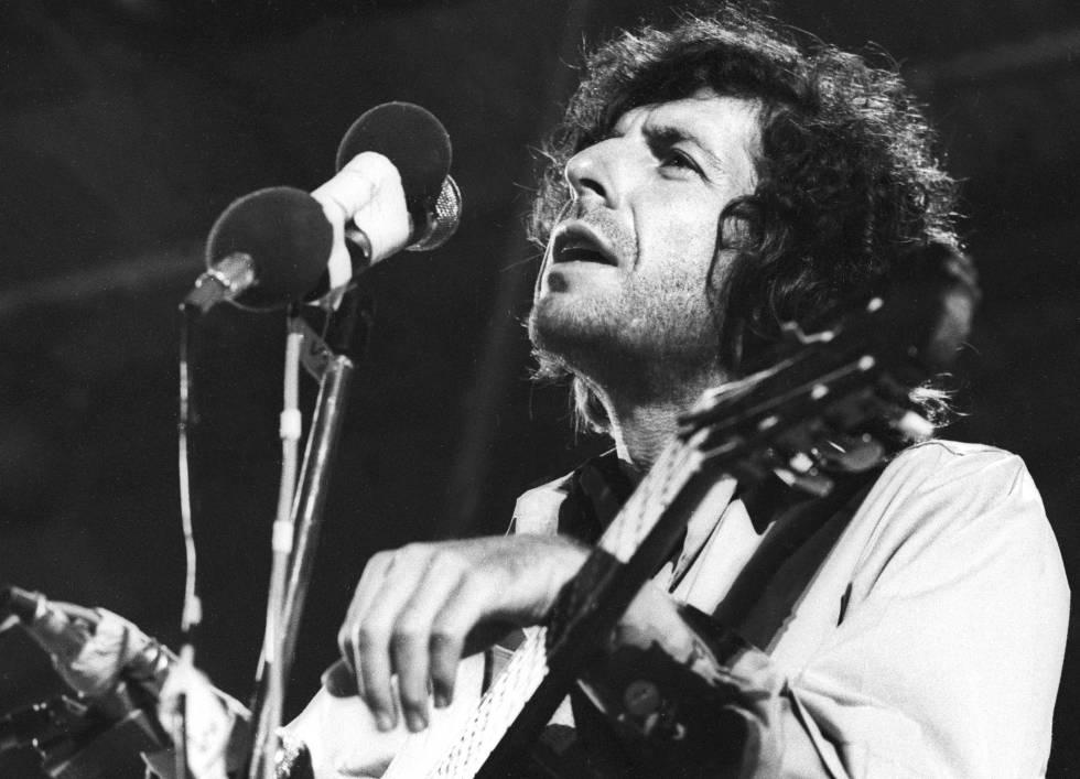 A morte de Leonard Cohen
