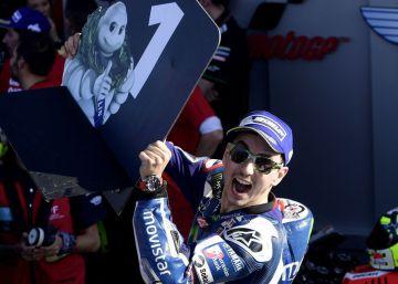 Las imágenes del GP de Valencia