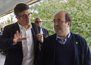 El PSC y el PSOE