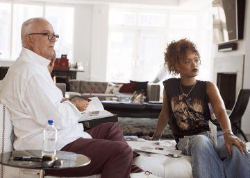 Rihanna y Manolo Blahnik se unen de nuevo