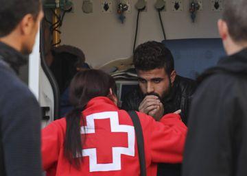 Así han llegado los refugiados a Barcelona