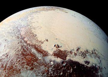 Un océano habitable en Plutón