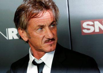 Sean Penn se queja de que sus colegas vayan a galas benéficas pero no donen